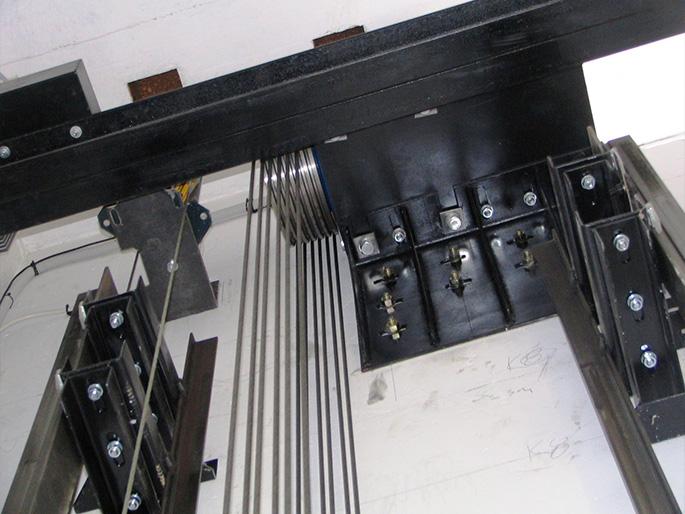 MRL elevators company in chennai